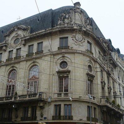 L'hôtel des Ingénieurs