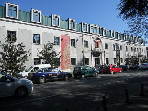 Museum and Gallery of Podgorica - Frontage