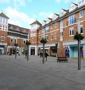 Whitefriars Shopping Centre, Canterbury