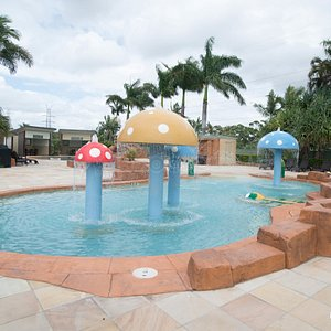 The Pool at the Brisbane Holiday Village
