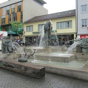Musikanten Brunnen