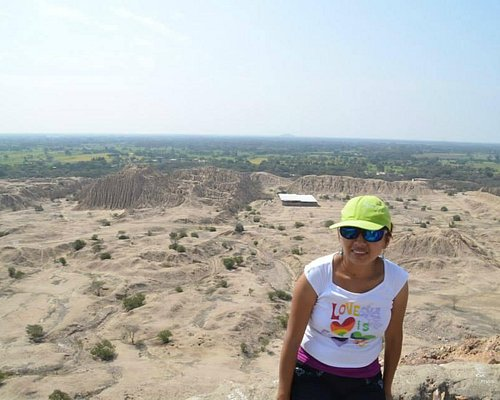 Piramides de Pampagrande