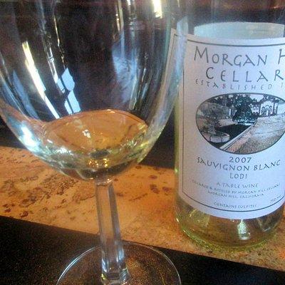 Morgan Hill Cellars, Morgan Hill, Ca