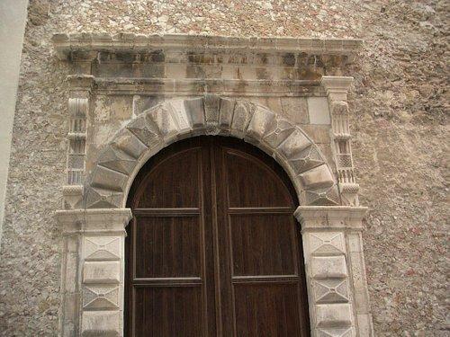 Ex convento dei Benedettini, Gela