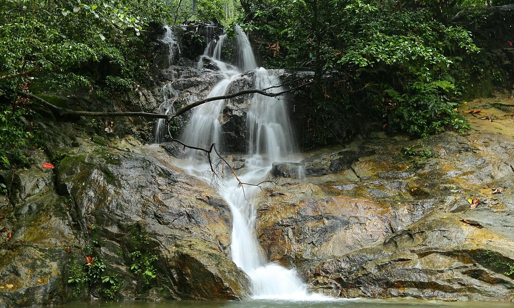 Kanching Rainforest Waterfall 23 April 2015