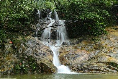 Kanching Rainforest Waterfall 23 April 2015