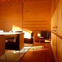Stühle auf denen auch Nobelpreisträger sitzen