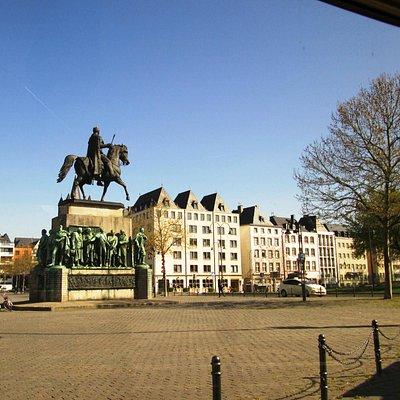 Statue of Frederick William III of Prussia