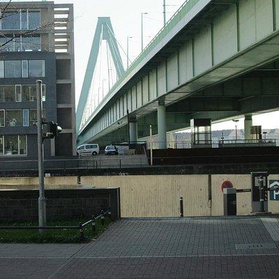 Severin Bridge, Cologne