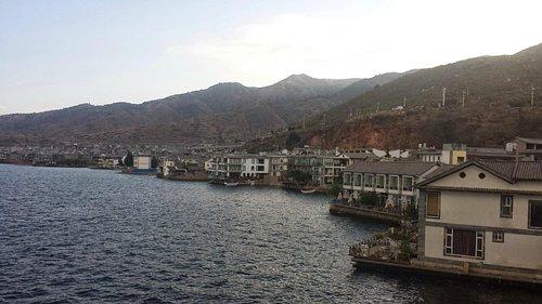 View from Fuji Island Hotel