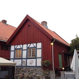 Koselige Galleri Thornegården :)