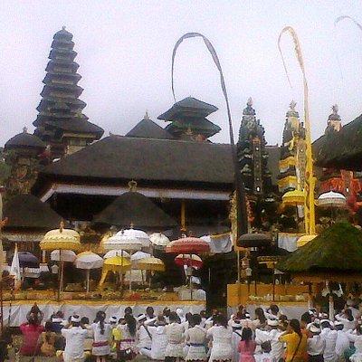 Besakih mother's temple