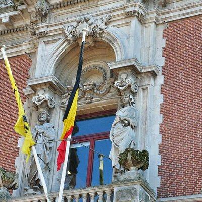 Street view façade