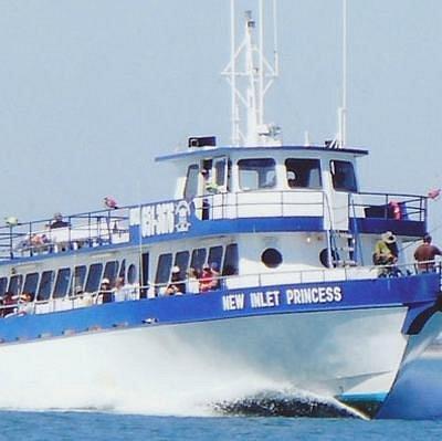 New Inlet Princess Fishing Boat