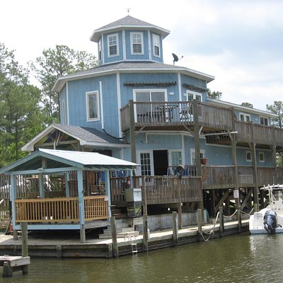 The Marina and Deck