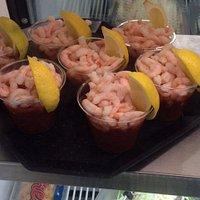 Shrimp cups