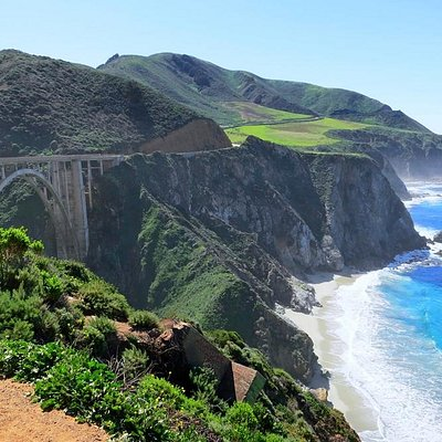 CA Highway 1 Views