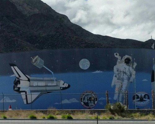 Las Cruces Water Tank Murals