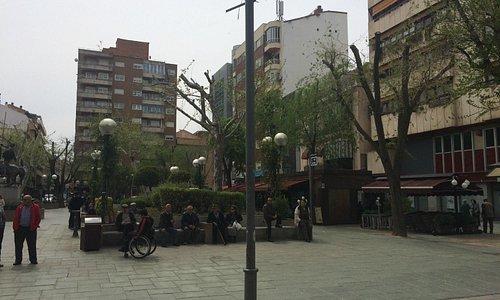 Plaza Pilar