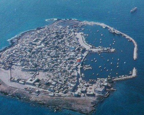 Arwad Island Sky View
