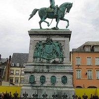 Equestrian Statue of William II