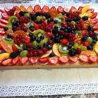 Crostata di frutta mista