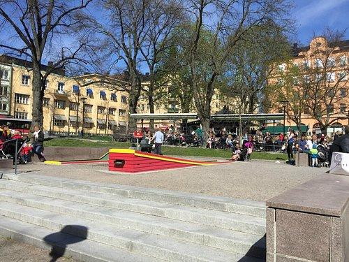 Vasaparken Minigolf and Cafe