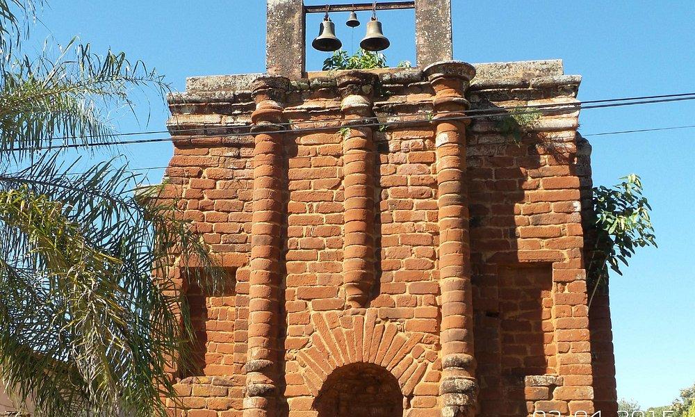 Campanário da Igreja de Santa Rosa de Lima