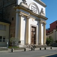 Padova, chiesa dell'immacolata