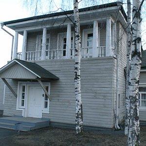 Дом на Федосовой