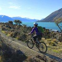 Lake Ohau foreshore