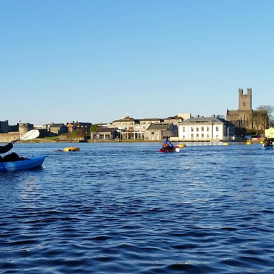 Beautiful relaxing trips on the Shannon