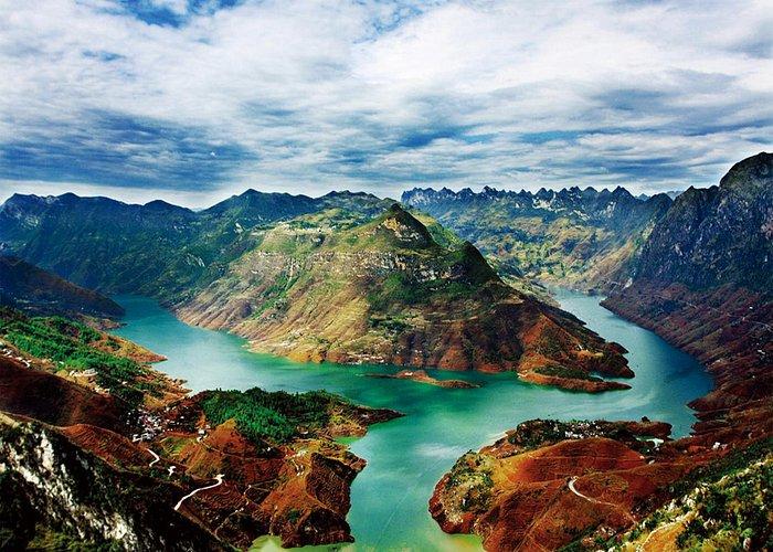 Zangke River Scenic Resort, Maokou Country, Liuzhi Special District, Liupanshui, Guizhou, China