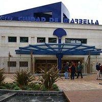 Teatro Ciudad de Marbella exterior
