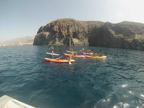 Excursiones en kayak