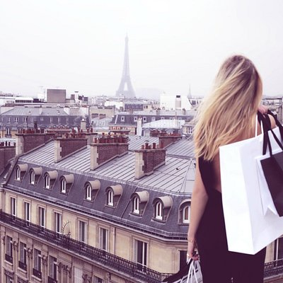 Paris without shopping shouldn't exist !!