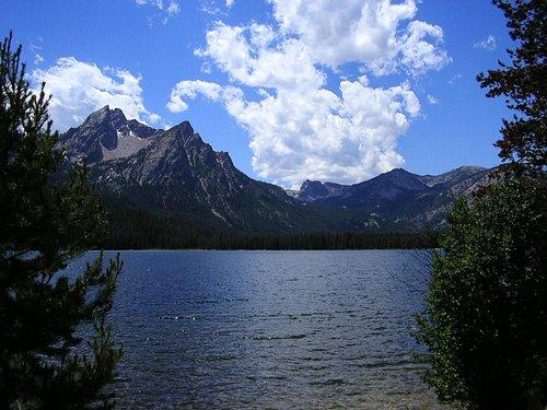 Stanley Lake back in 2005.