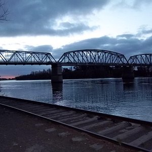 Puente Ferrocarretero