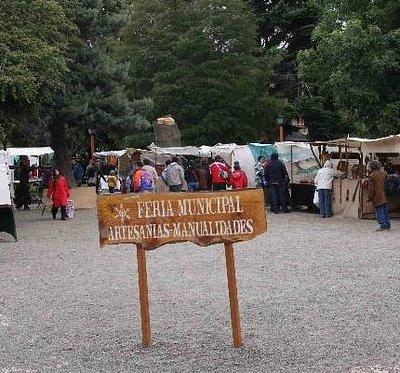 Feria Artesanal de Bariloche
