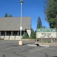 Pollock Pines Community Church, Pollock Pines, Ca