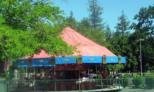 Funtown - Micke Grove Park, Lodi, Ca