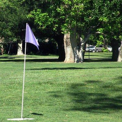 William Land Park Golf Course, Sacramento, Ca