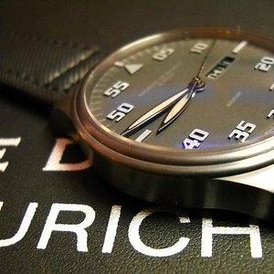 Maurice de Mauriac Watch Atelier in Zurich