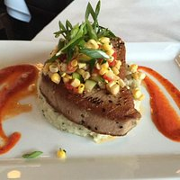 Seared Tuna, special that evening...delicious!!!