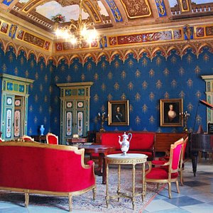Sala Blu - Palazzo della Direzione