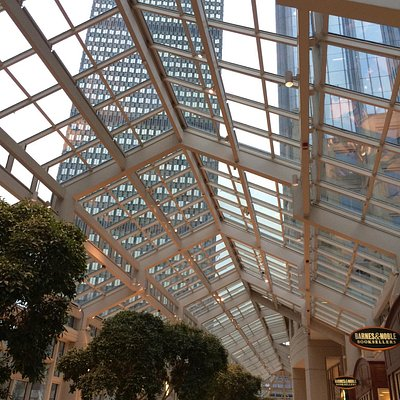 Prudential Centre Shopping Mall