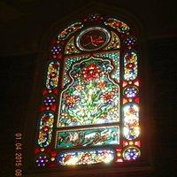 Fantastisk flot glasmosaik