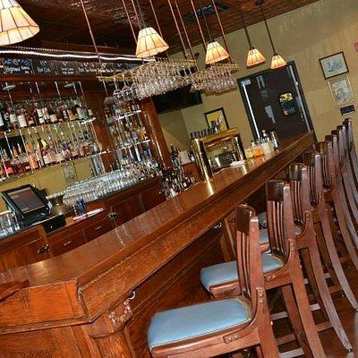 100 Year Old Brunswick Bar