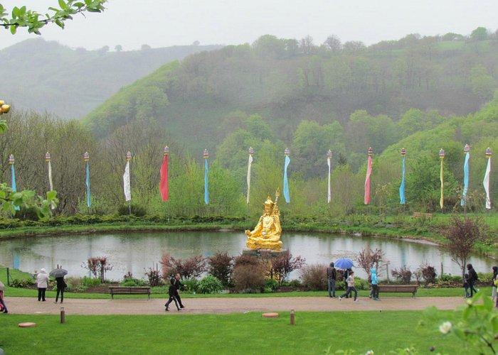 Statue du Maître Padmasambhava