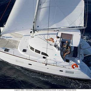 Catamaran charter ib benalmádena and Fuengirola